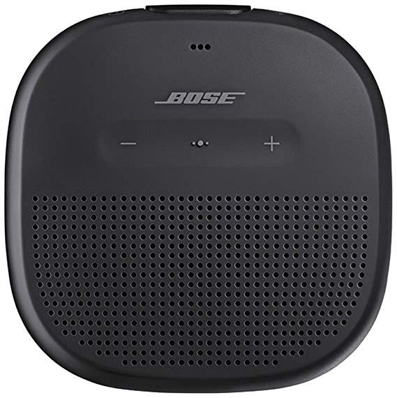 Loa Bluetooth Micro Bose SoundLink - Đen