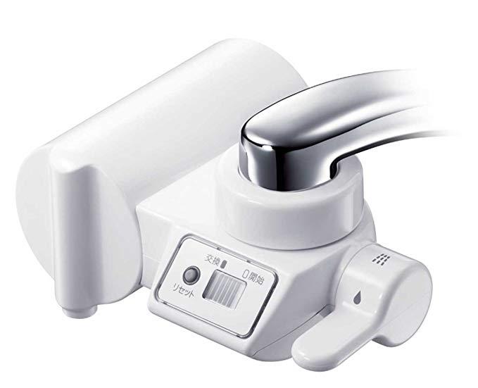 Mitsubishi Hóa chất · Ke Ling nước vòi kết nối trực tiếp loại lọc nước có thể Lingshui CB073 trắng