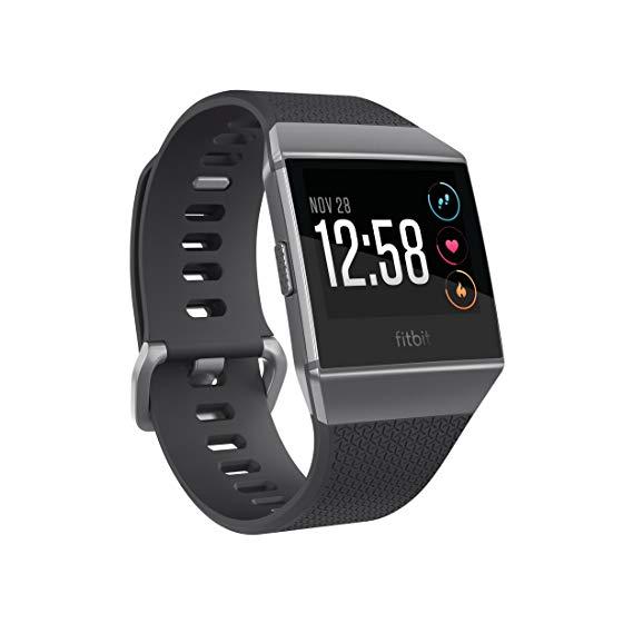 Fitbit Ionic series thể thao và đồng hồ thông minh của nam giới, một kích thước