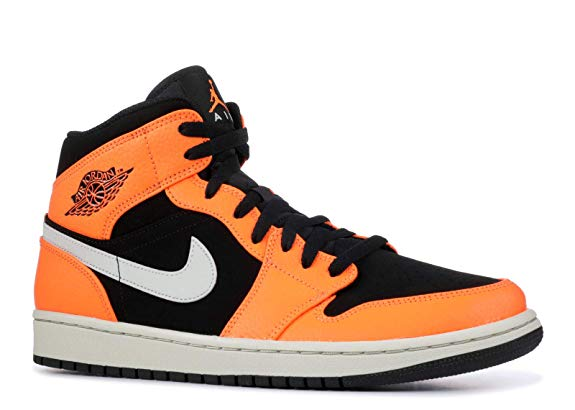 Giày Thể Thao Kiểu bóng rổ Dành cho nam , Thương Hiệu : Nike - Air Jordan 1 Mid .
