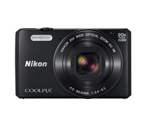 Nikon Nikon COOLPIX S7000 Máy ảnh số di động (Đen)