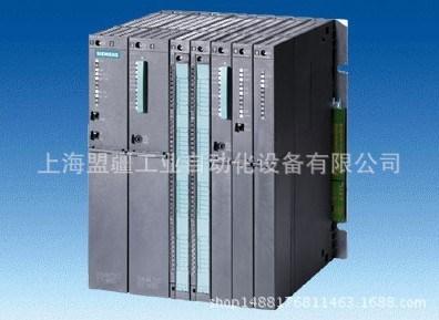 Bộ điều khiển điện mới. Siemens AC 6ES7 400-0HR02-4AB0 mới ráp xong được rồi...
