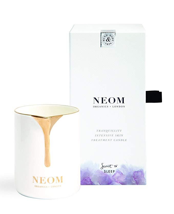 Neom Organics London Tranquility Làm Săn Chắc Chăm Sóc Da Nến 140 gam