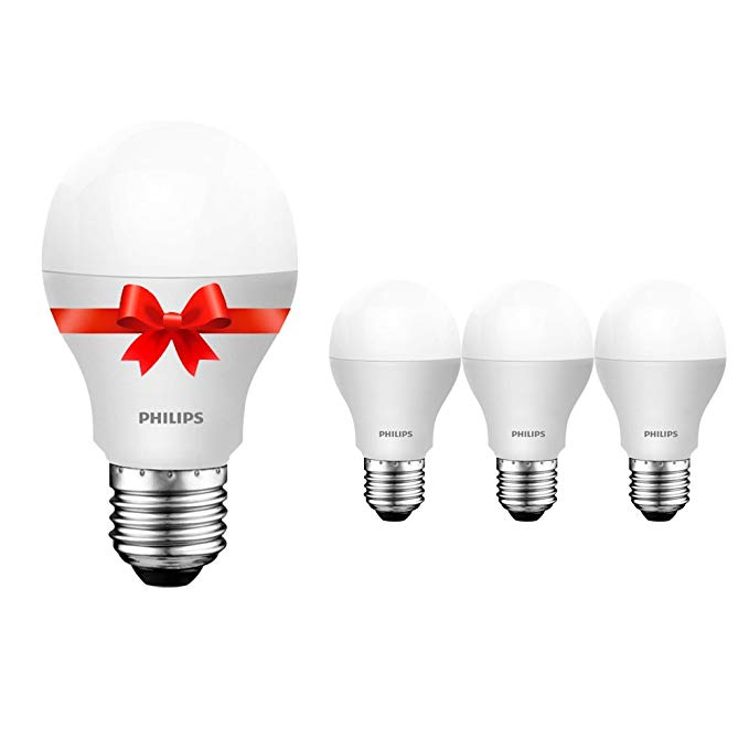 Bóng đèn Philips Philips LED 12W E27 trắng 6500K Mua 3 tặng 1