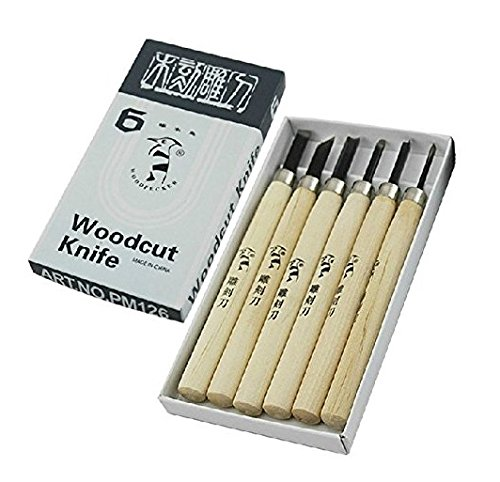 Với cùng một chim gõ kiến cắt gỗ dao PM 126 khắc gỗ dao khắc gỗ dao khắc dao bộ 6 chim gõ kiến khắc