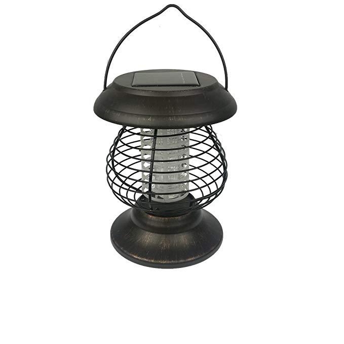 Nhà máy trực tiếp năng lượng mặt trời kẻ giết người muỗi ngoài trời vườn ngoài trời nhà không thấm n