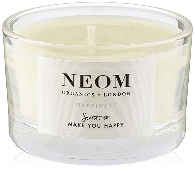 Neom Organics London Happy Thơm Nến hoa 75 g