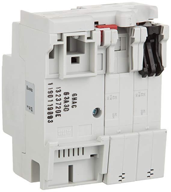 ABB rò rỉ bảo vệ dư hiện tại hoạt động ngắt mạch GSH202 AC-C63 / 0.03