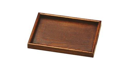Bộ đồ ăn bằng gỗ tự nhiên Ishida 26cm B-03