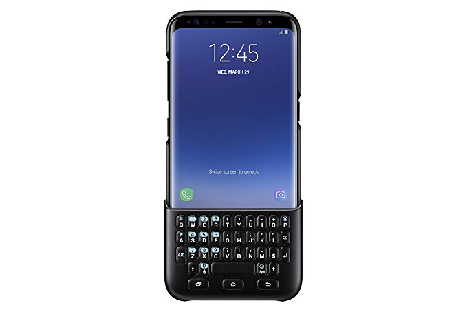 Vỏ bàn phím Samsung Galaxy S8, Đen