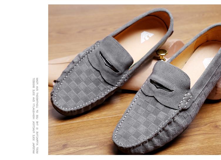 Giày Mọi da Lộn Dành Cho nam , Thương hiệu: AManiJINGDIAN
