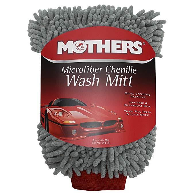 Các bà mẹ 968801 Găng tay rửa xe bằng dây cao cấp - Không bị trầy xước và giảm mỡ