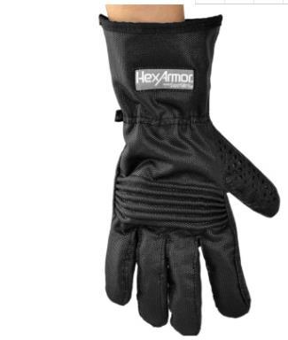 Thủ lĩnh thú vật cắn bắt rắn chống châm chống Mỹ 3041 HEXARMOR găng tay chống cắt bền
