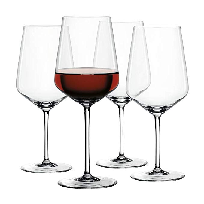 Spiegelau thơ ly thời trang loạt tinh thể thủy tinh burgundy cup rượu vang đỏ cup 4 gậy 630 ml