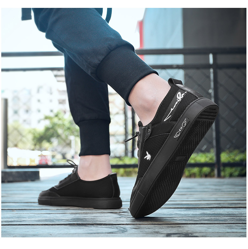 Giày Lưới thời trang thể thao dành cho Nam , Thương hiệu: PLAYBOY - NB8AX006179D