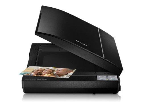 Epson Perfect V370 Ảnh Phim Phim Máy quét tài liệu tiêu cực scan-to-cloud & 4800 x 9600 dpi (B11B207