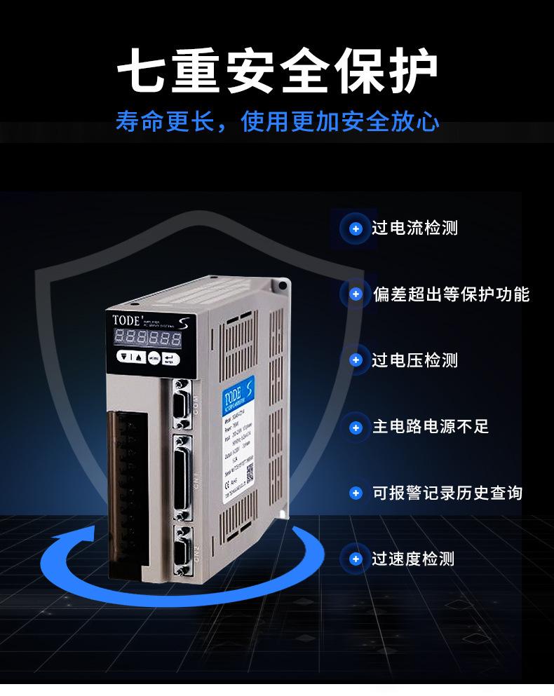 Hệ thống servo servo định vị hệ thống kiểm soát Đài Loan nhãn hiệu sản phẩm trong nước với giá cao 1