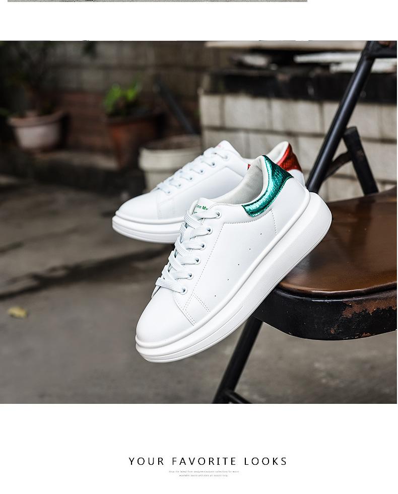 Giày Sneakers Thể Thao màu Trắng  , Thương hiệu: Azun .