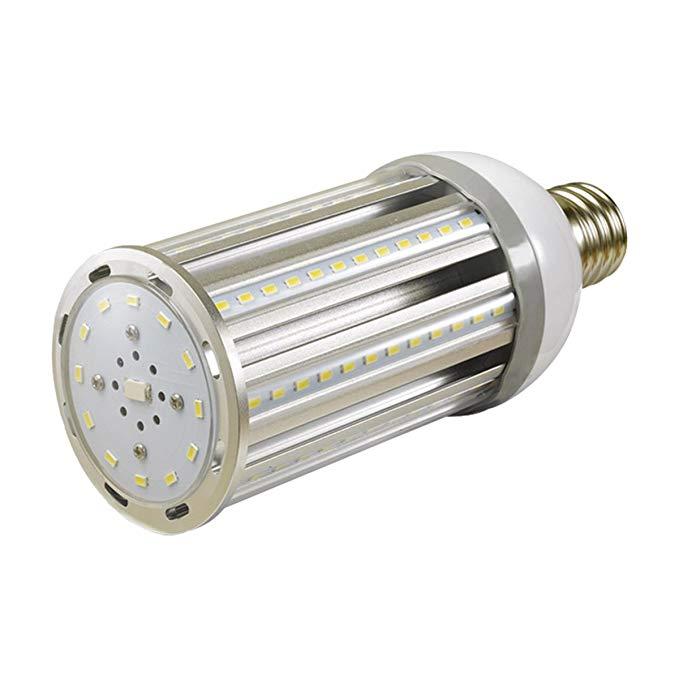 Bóng đèn LED ngô chiếu sáng 30 K E27, 36 Chiều rộng, Trắng, 235 x 91 mm