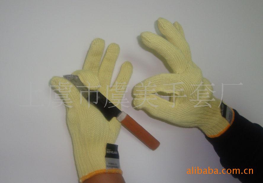Nhà máy sản xuất thêm găng tay kèn tuba cắt / lớn chống cắt đôi găng tay.