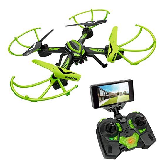 Drone Xtrem raiders-không gian Cam