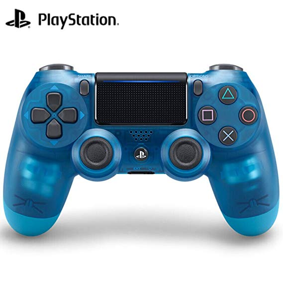 Sony PS4 điều khiển không dây điều khiển không dây trò chơi xử lý CUH-ZCT2NA 19 Crystal Blue PS4 chí
