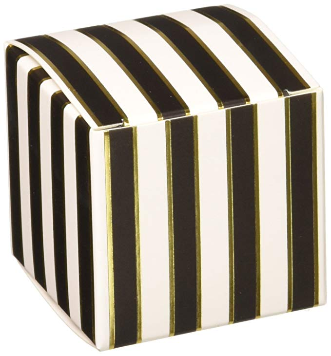 David Tutera 30039296 hộp kẹo đen trắng 2