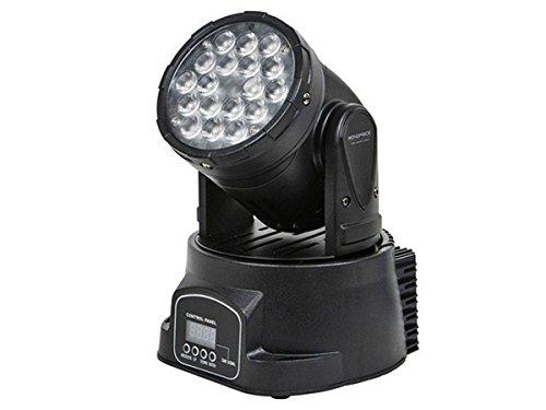 Monoprice Stage Right 3 màu LED di chuyển Head Stage ánh sáng