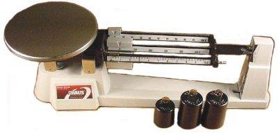 Ohaus 750-sw máy móc Ba chùm cân bằng với tấm thép không gỉ nặng chảo công suất 2 610 g x 0 1 GRAM