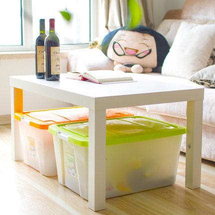 Alice IRIS nhựa bao phủ hộp lưu trữ cởi quần áo đồ chơi đồ ăn nhẹ lưu trữ lưu trữ lưu trữ hộp