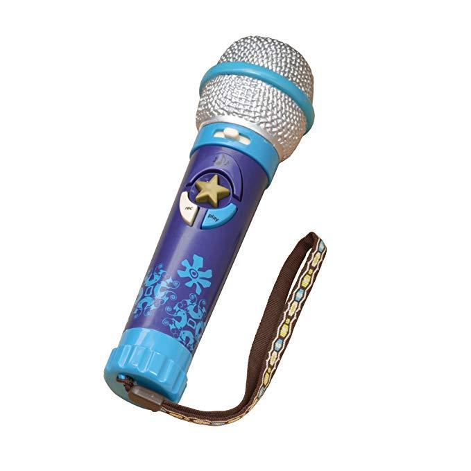 B.Toys hơn âm nhạc Karaoke microphone Trẻ em âm nhạc microphone Đồ chơi âm nhạc Cảm giác đào tạo Trẻ