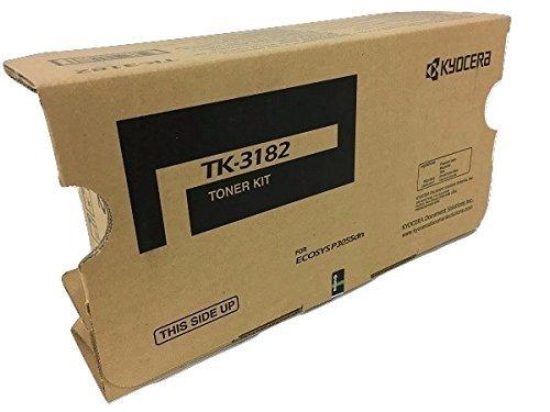 Kyocera OEM TK-3182 (1T02T70US0) hộp mực đen. Kyocera ECOSYS P3055dn