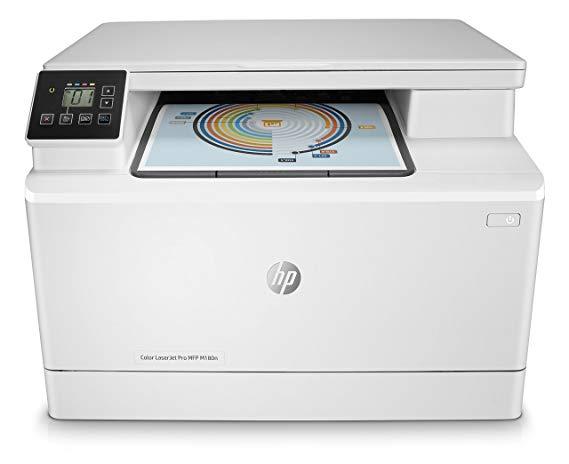 Máy in laser đa chức năng HP LaserJet Pro Máy in đa chức năng màu trắng 16 S./Min ở Farbe