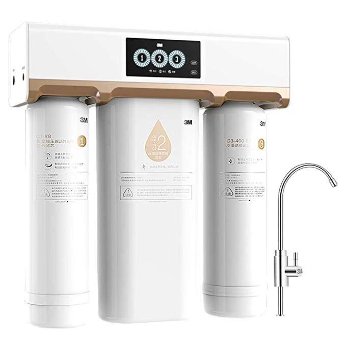 3 M R8 hộ gia đình thông minh máy lọc nước đó là bộ lọc-miễn phí thùng uống miễn phí thẩm thấu ngược