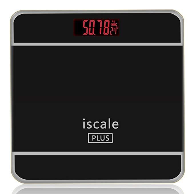 ZHILU AOHANG series [28cm lớn mặt đỏ loại lớn màn hình LCD] cân điện tử quy mô hộ gia đình cân điện