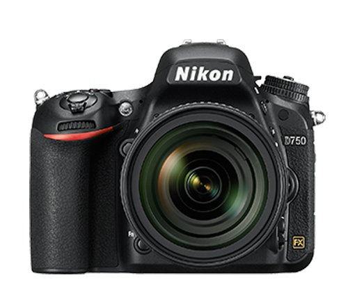 Máy ảnh Nikon Nikon D750 SLR Máy ảnh AF-S Nikkor 24-120mm f / 4G ED VR