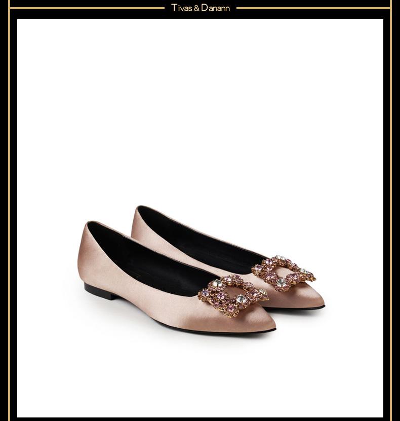 Giày, giày gót bằng hôn nữ 2018 giày phụ nữ mang thai cô dâu đỏ mới đơn nữ giải thấp - một đôi giày