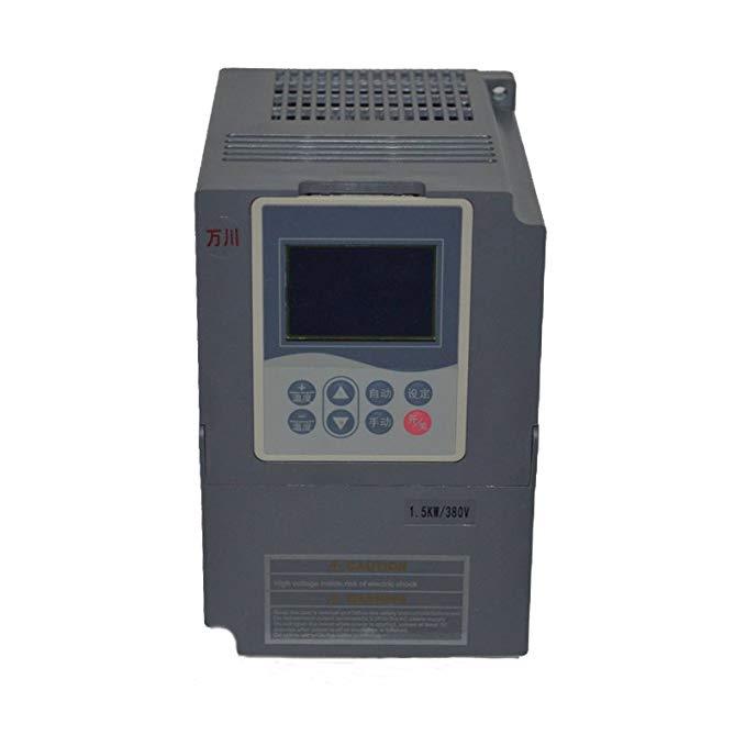Wanchuan công nghệ điều khiển biến tần tự động kiểm soát nhiệt độ đốc 110KW 380 V