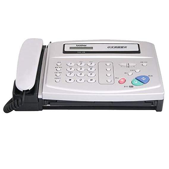 Brother Brother FAX-358 Giấy Fax nhiệt Trang chủ Văn phòng Kinh doanh Trung Quốc Hiển thị Tiêu chuẩn