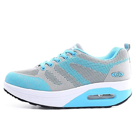 Mr.zuo - Giày thể thao Dành Cho nữ , giày chạy bộ lót đệm .