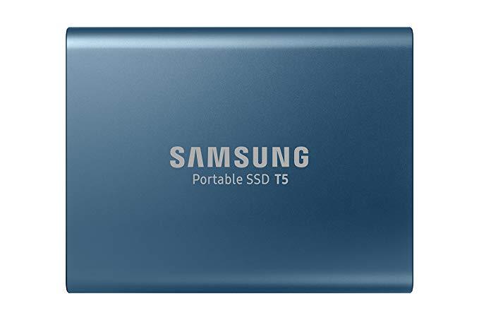 Cục sạc dự phòng Samsung T5 / MU-PA500B / AM 500 GB