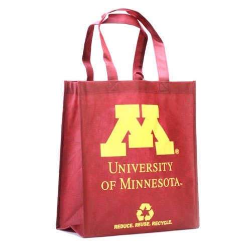 FOCO NCAA Neutral Cmbsprinted Reusable hàng tạp hóa Tote Bag