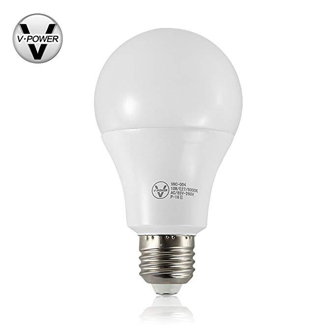 V-POWER led bulb E27 vít siêu sáng chiếu sáng trong nhà dẫn bóng đèn tiết kiệm năng lượng nguồn ánh