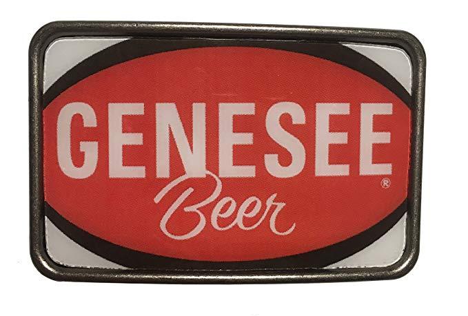 Outer Rebel Genesee bia * lon kim loại vành đai khóa