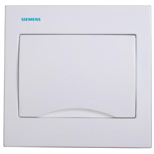 SIEMENS Siemens hộp phân phối hộp nguồn 8 mạch điện hộp kim loại (màu trắng) 8GB31112
