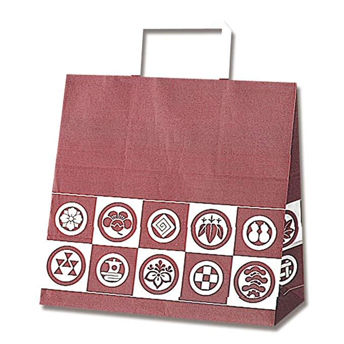 Túi giấy xách tay HEIKO Dây đeo tay phẳng H25CB E Royal