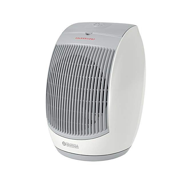 Quạt sưởi kiểu Caldo Eco, 2400 W, 230 V, trắng / Olimpia Splendid 99451