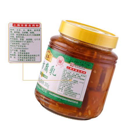 Đinh lăng đậu đông lozenge đậu phụ 500g Thượng Hải