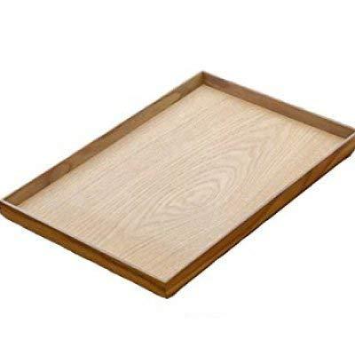 Khay xếp bằng gỗ tự nhiên (L)