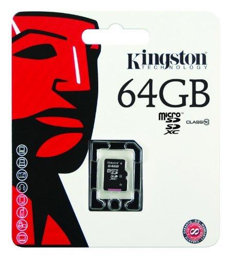 Thẻ nhớ SD Card 64G tốc độ đọc thẻ nhớ Kingston SD tốc độ cao (micro SD) 80MB / giây